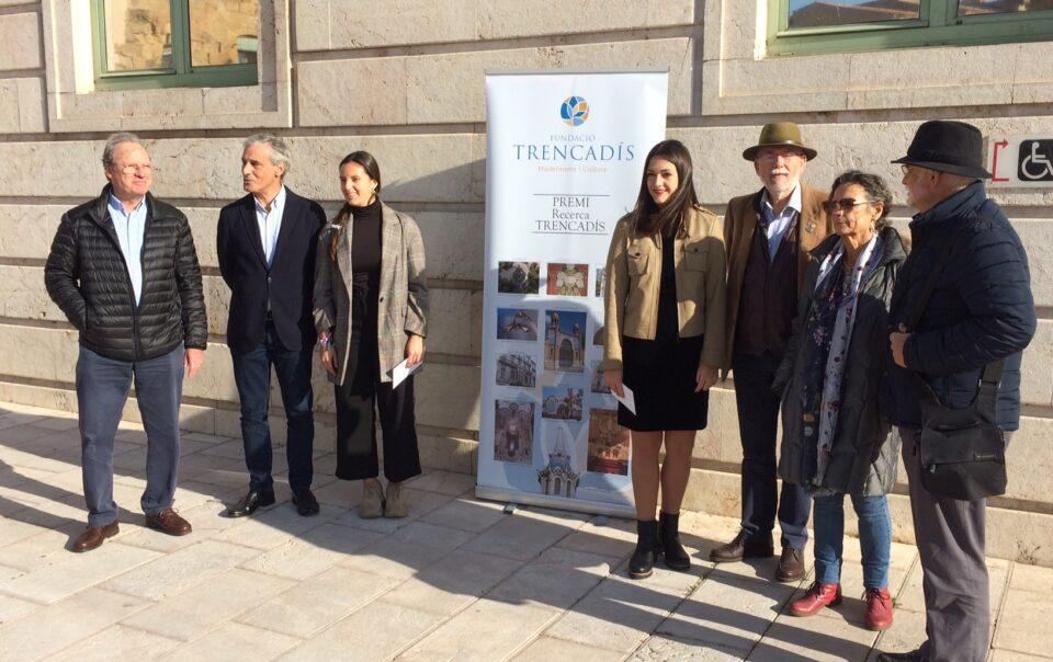 Entrega Premi de Recerca Trencadís 2019